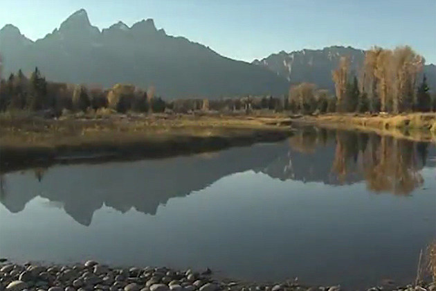 Wyoming Is Calling Fishing Commercial Video