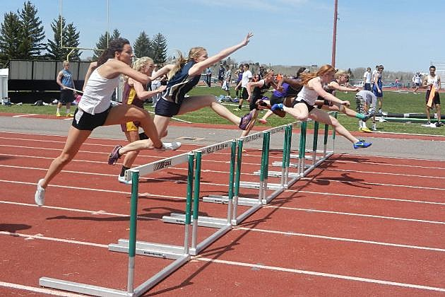 hershey track and field meet 2009