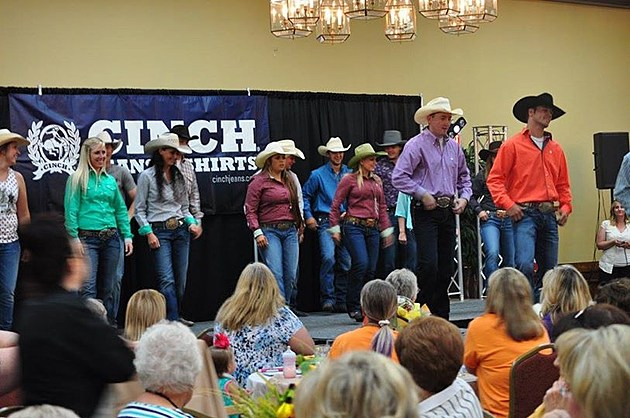 CINCH Jeans / NIRA Foundation Style Show and Lencheon, Facebook