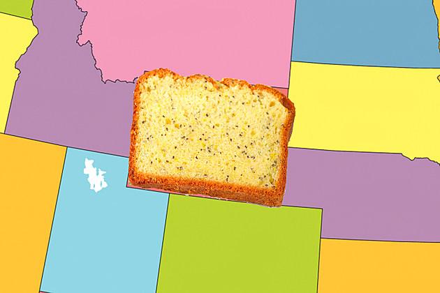 Wyoming - Lemon Poppy Seed Bread