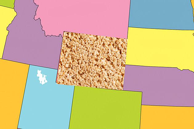 Wyoming - Rice Crispy Treat